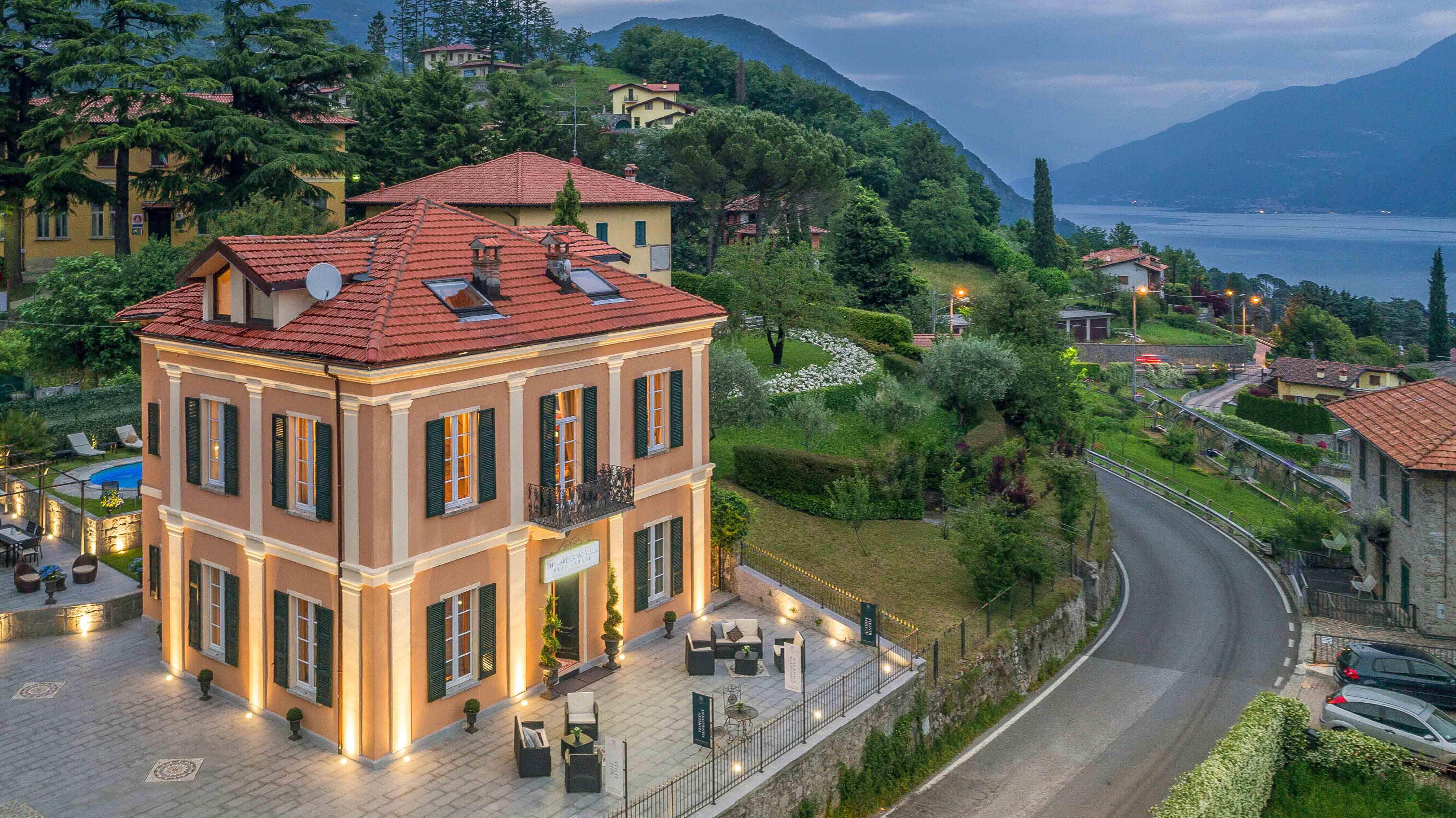 About - Lake Como Villas