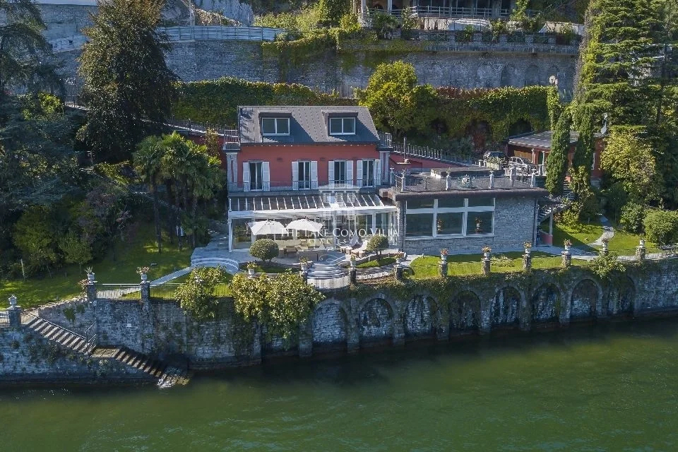 Villa Brienno Moderna - The Lake Como Villa